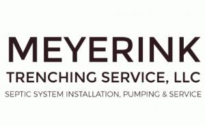 Meyerink Trenching Service Logo
