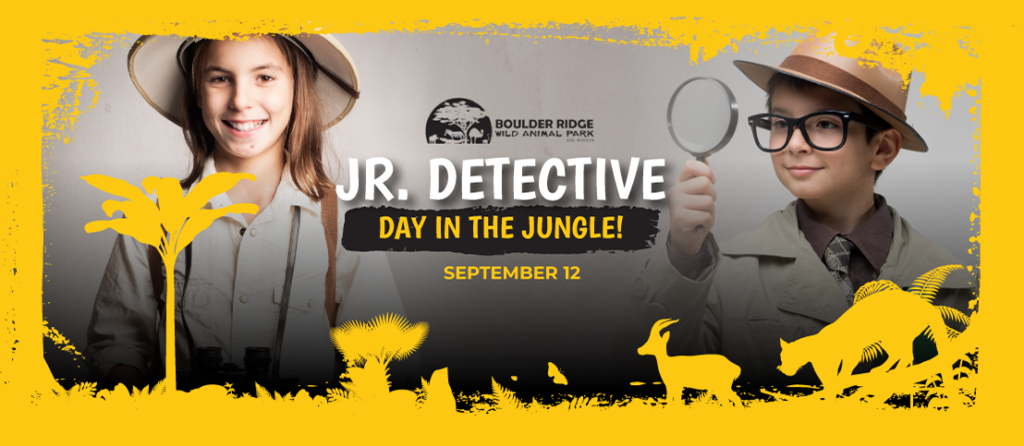 Jr. Detective Day Boulder Ridge