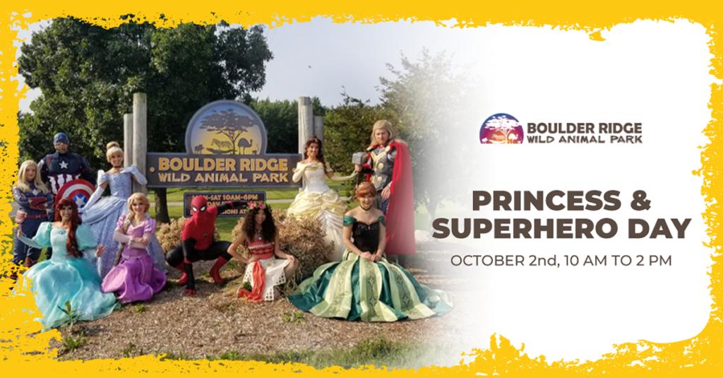 Princess & Superheroes - The Sequel